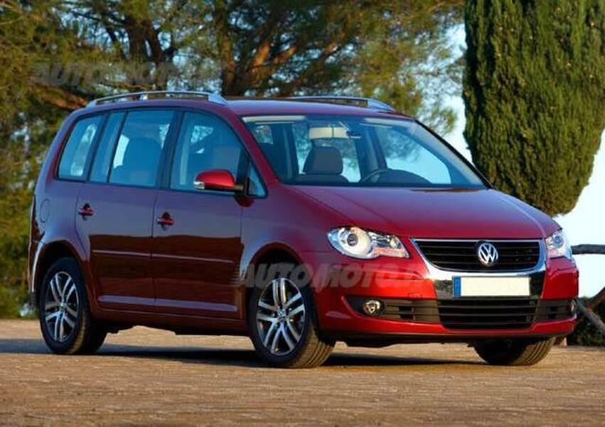 Volkswagen Touran Conceptline
