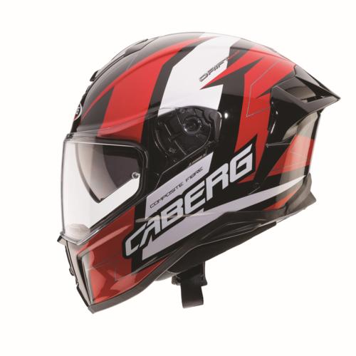 Caberg Drift Evo Speedster black-red-white