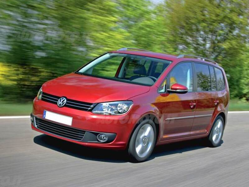 Volkswagen Touran 1.6 TDI DSG Comfortline
