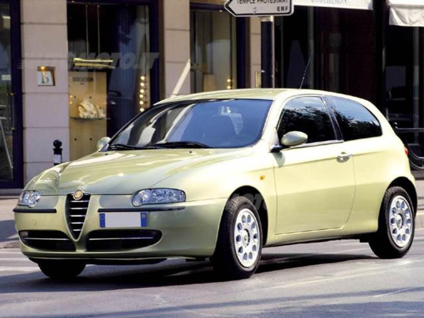 4 CANDELE NGK ALFA ROMEO 147 1.6 16V TWIN SPARK ECO 1600 BENZINA 105 CAVALLI 4