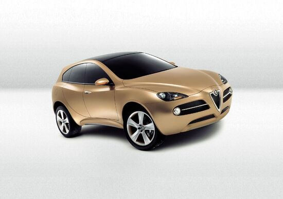 Alfa Romeo Kamal, il ritorno nel 2020