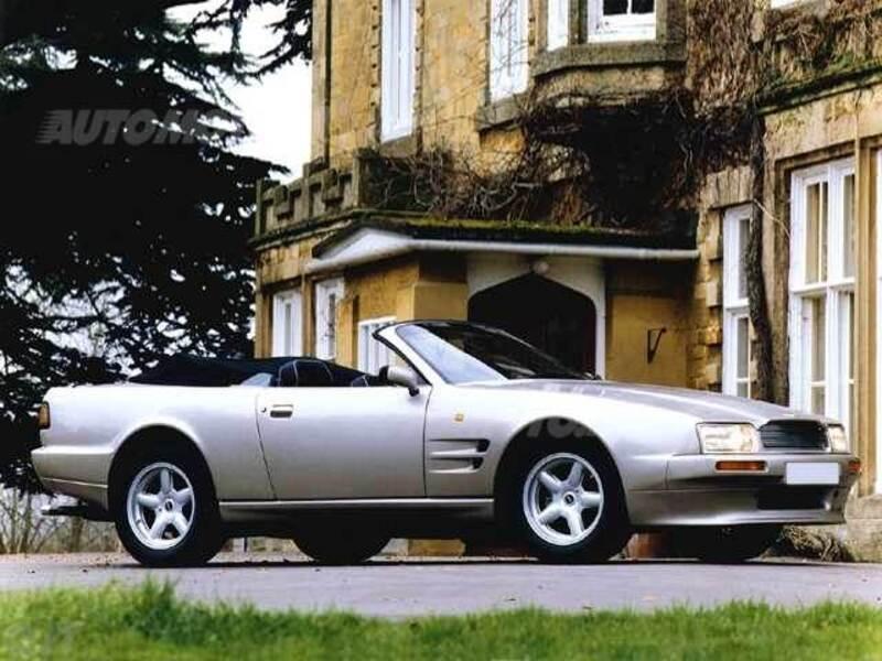 Aston Martin Virage/V8/Vantage Virage Volante cat 2+2