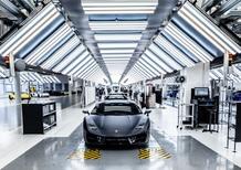 Lamborghini, la fabbrica di Sant'Agata Bolognese raddoppia per la Urus