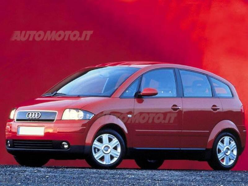 Audi A2 1.4 16V Comfort