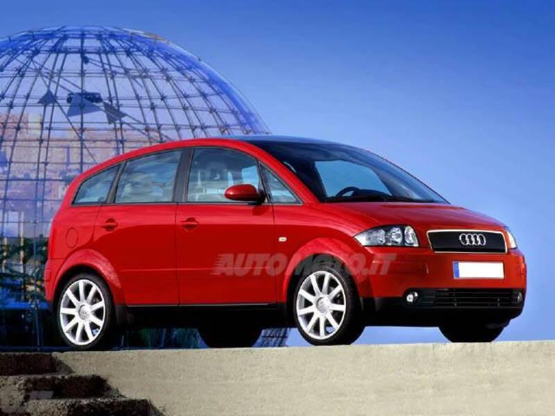 Audi A2 1.6 16V FSI Base