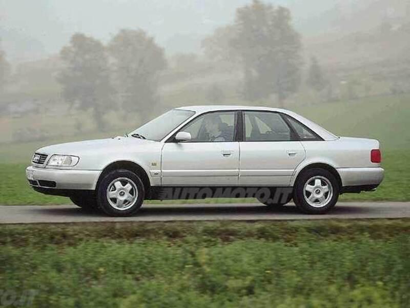 Audi A6 2.5 TDI cat