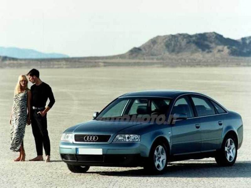 Audi A6 1.8 T 20V cat quattro Ambition