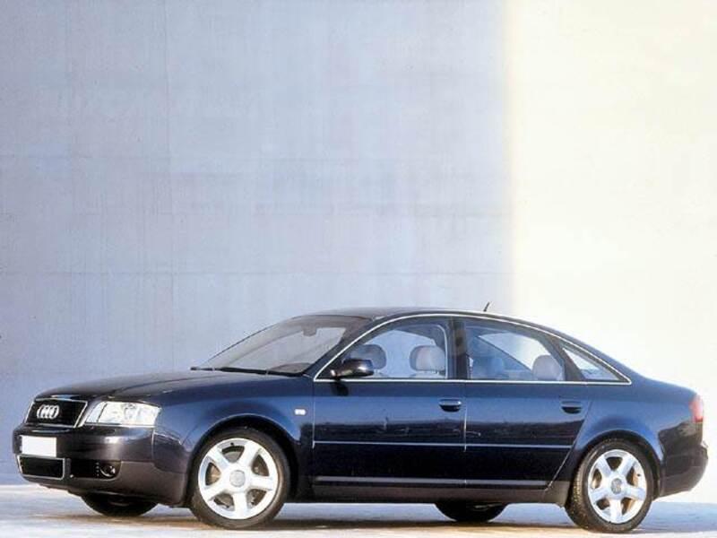 Audi A6 2.4 V6 cat