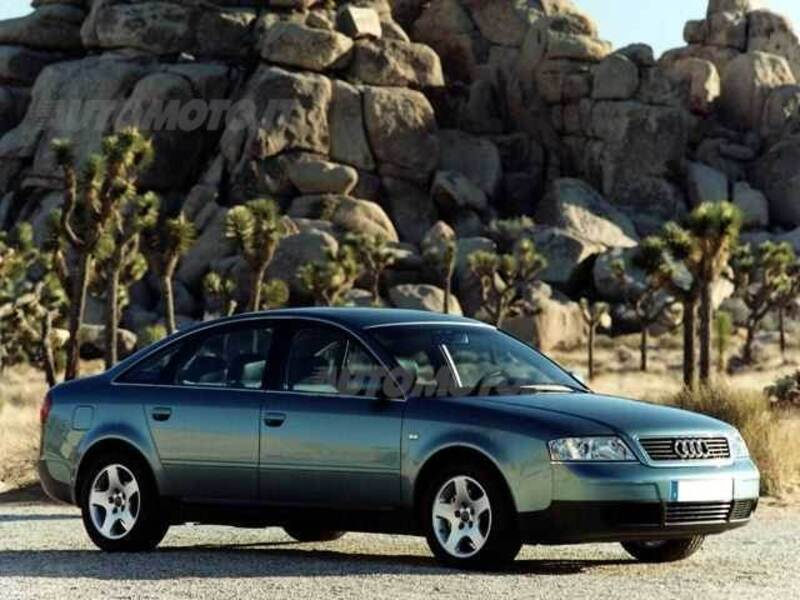 Audi A6 2.4 V6 cat quattro Ambiente