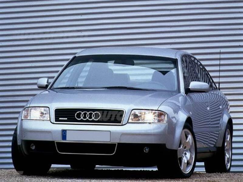 Audi A6 2.7 V6 turbo cat quattro Advance