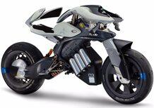 Yamaha MOTOROiD 03, l'intelligenza artificiale. E il pilota?