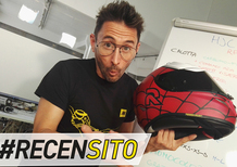 HJC Rpha 11 Spiderman. Recensione casco strada racing