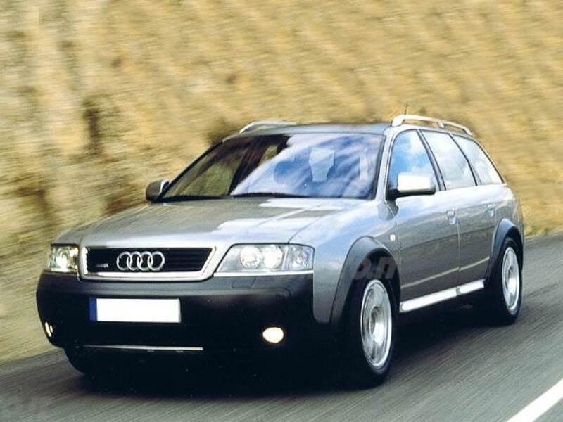 Audi A6 allroad 4.2 V8 tiptronic