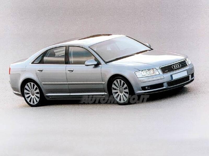 Audi A8 3.7 V8 cat quattro tiptronic