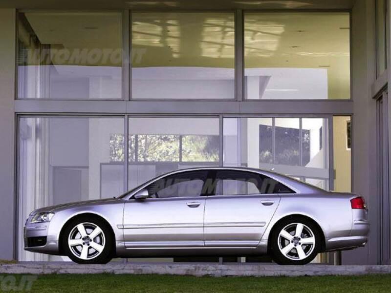 Audi A8 4.2 V8 TDI F.AP. quattro tiptronic