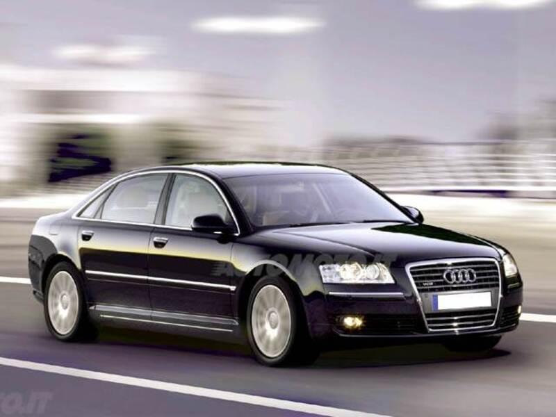 Audi A8 L 6.0 W12 quattro tiptronic