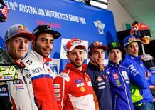 MotoGP 2017. Spunti e considerazioni alla vigilia del GP d'Australia