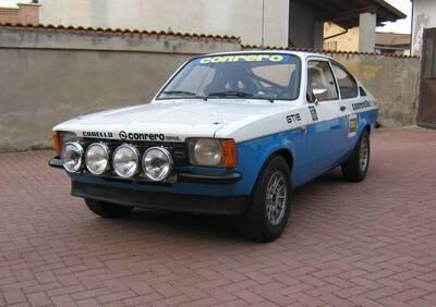 Kadett GT/E 1.9 Ex Gr.1 d'epoca del 1977 a Bra d'epoca