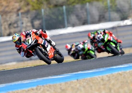 SBK 2017. Il GP di Jerez, notizie e orari TV