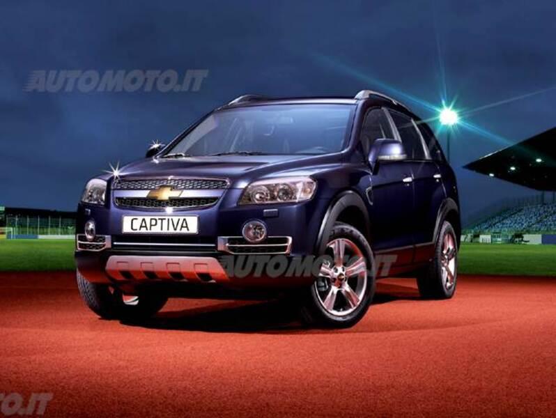 Chevrolet Captiva 32 V6 Aut Sport 102007 102009 Prezzo E