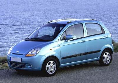 Chevrolet Matiz 1000 Se Energy Dual Power Gpl 07 2005 10 2005 Prezzo E Scheda Tecnica Automoto It