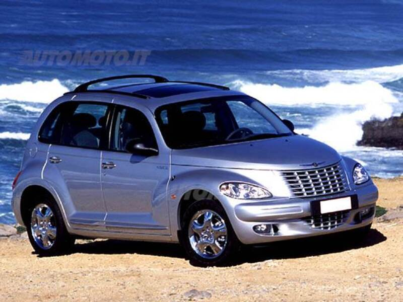 chrysler pt cruiser pt cruiser 2 2 crd cat limited chrome 05 2004 10 2005 prezzo e scheda. Black Bedroom Furniture Sets. Home Design Ideas