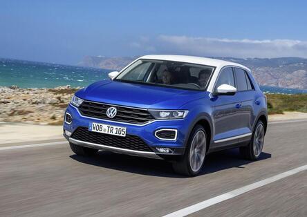 Volkswagen T-Roc [Video primo test]