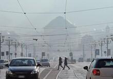 Smog, Torino: da domani blocco Euro 5