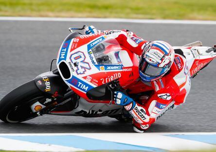 MotoGP 2017. Dovizioso: Non siamo i più forti, ma si può far bene