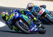 MotoGP. Rossi: Non mollo, ma sarà dura
