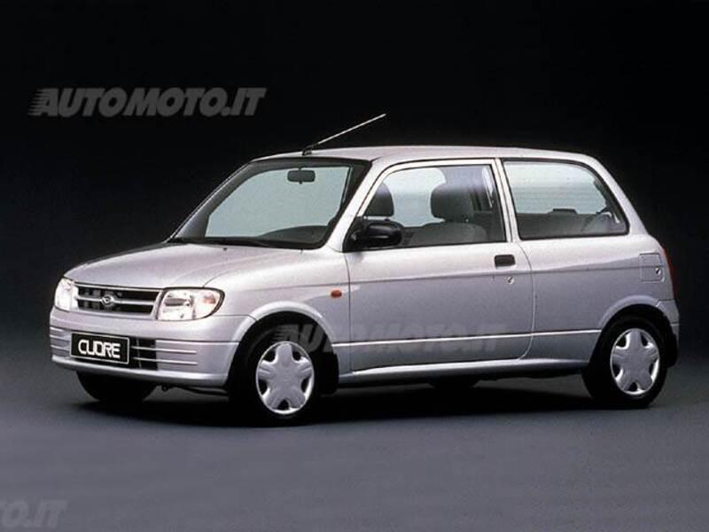 Daihatsu Cuore 1.0i 12V cat 3 porte CB