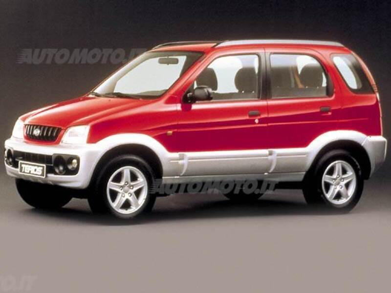Daihatsu Terios 1.3i 16V cat 4WD DBX