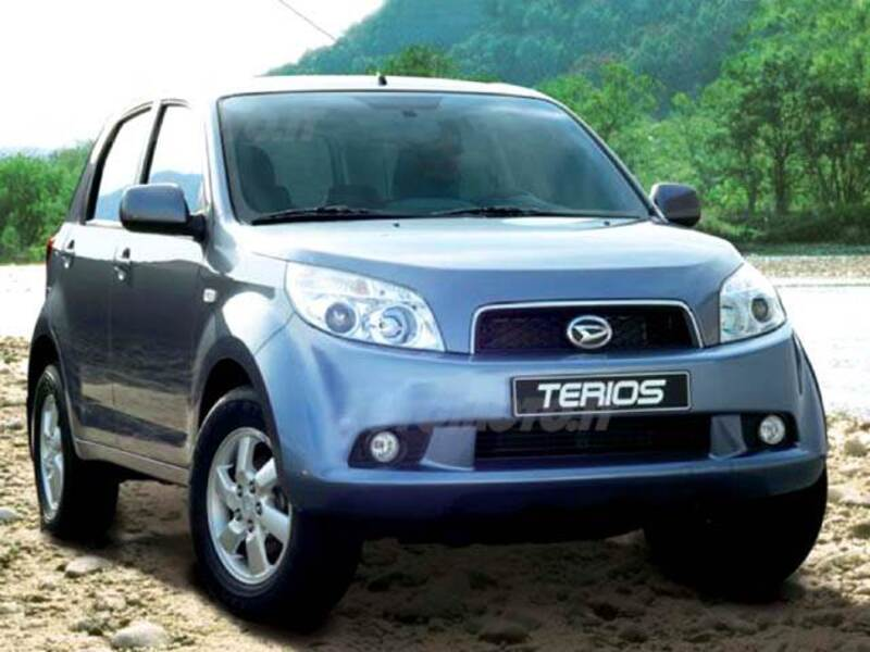 Daihatsu Terios 1.3 4WD SX