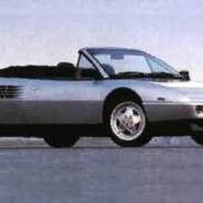 ferrari mondial spider 3 4 t cat cabriolet 09 1989 10 1993 prezzo e scheda tecnica. Black Bedroom Furniture Sets. Home Design Ideas