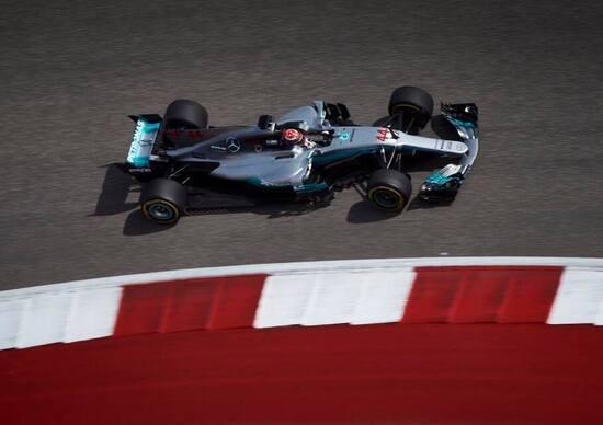 F1, GP USA 2017: pole per Hamilton. Secondo Vettel