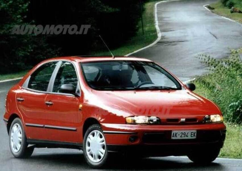 Fiat Brava 1.9 turbodiesel cat 100 EL
