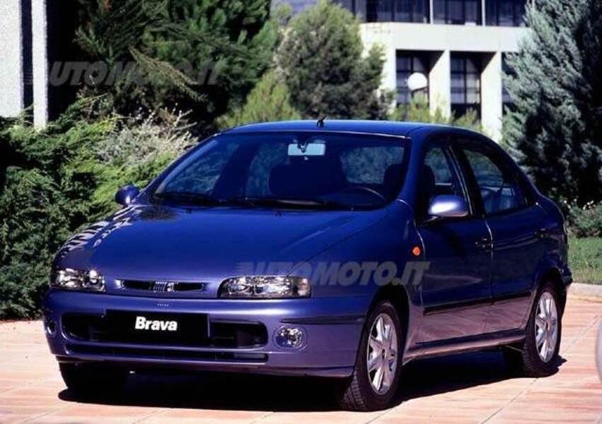 Fiat Brava 80 16V cat SX Steel