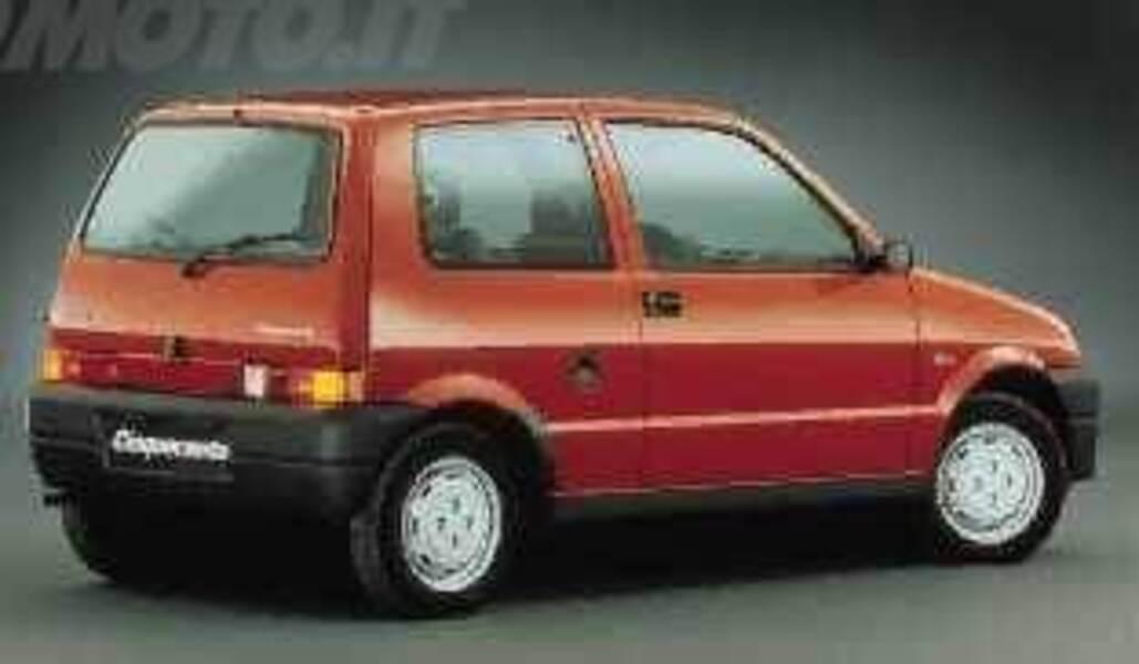 Fiat Cinquecento ED Prezzo E Scheda - Fiat 700