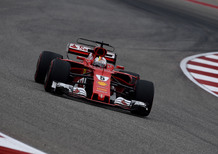 F1, GP USA 2017, Vettel: «Prima fila importantissima»