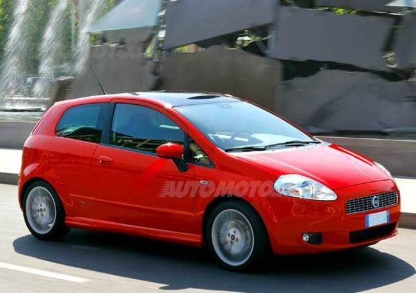 Fiat Grande Punto 1.2 3 porte Auto Europa 2006