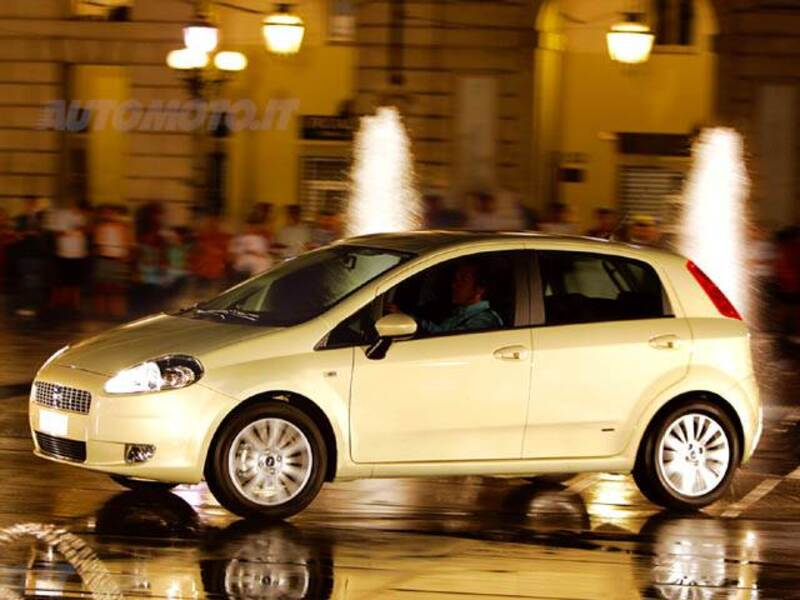 Schema Elettrico Alzacristalli Fiat Grande Punto : Fiat grande punto 1.9 mjt 120 cv 5 porte emotion 05 2008 09 2008