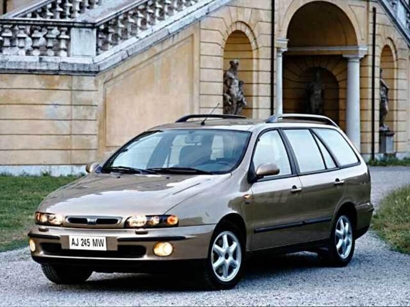 b6f071f6547 Fiat Marea Station Wagon 1.6i 16V cat Weekend SX (04 1997 - 07 1998 ...
