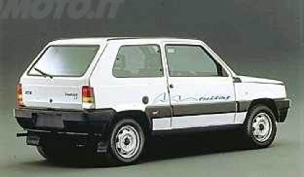 Fiat Panda 1000 4x4 Europa Trekking