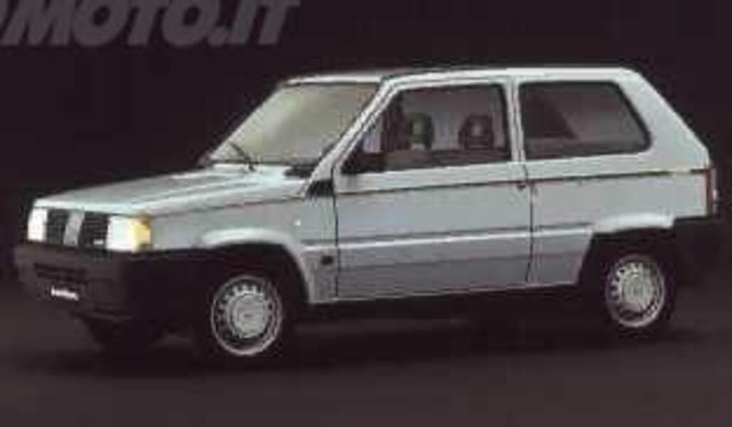 Fiat Panda 1000 Europa CL