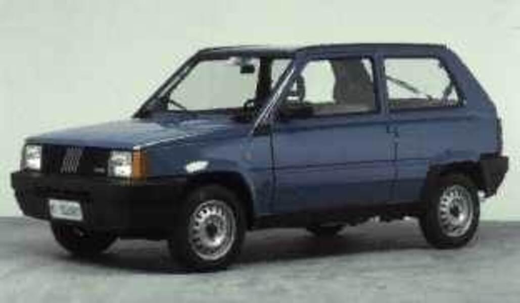 Fiat Panda 1000 i.e. cat Europa L
