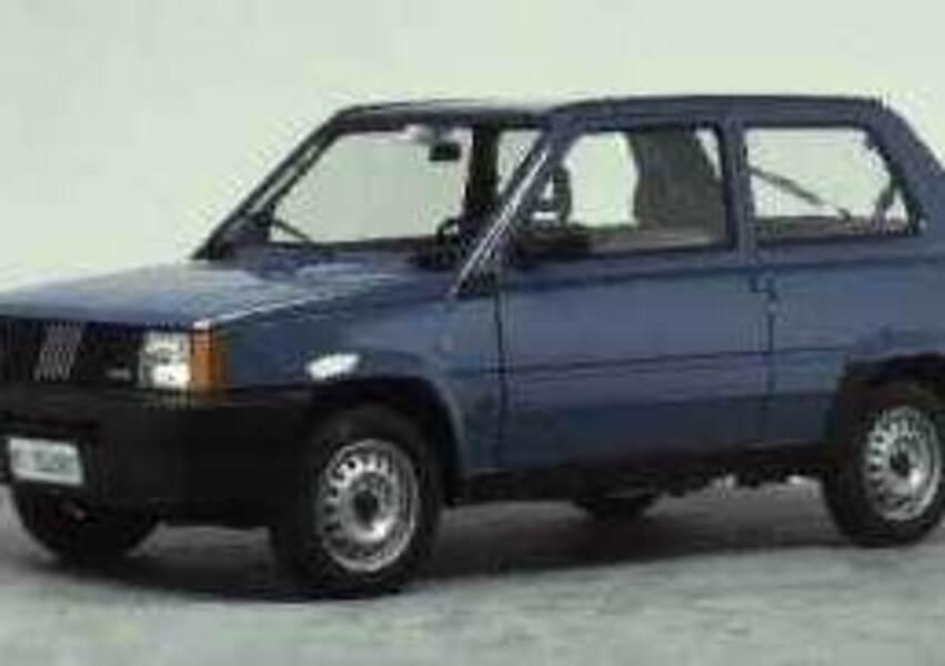 Fiat Panda 1000 Sergio Tacchini