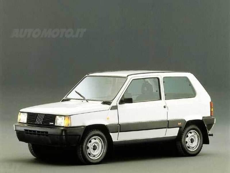 Fiat Panda 1100 i.e. cat 4x4 Country Club