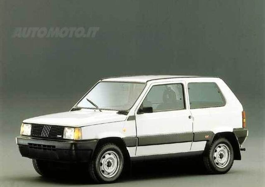 fiat panda 1100 i e cat 4x4 country club 11 1995 11