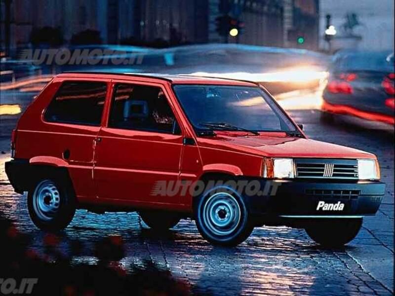 Fiat Panda 1100 i.e. cat Young