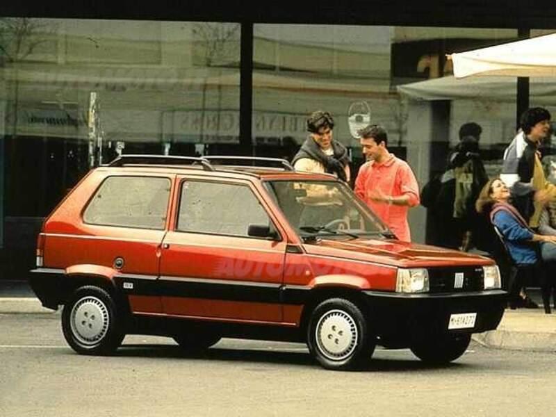 Fiat Panda 900 i.e. cat Jolly